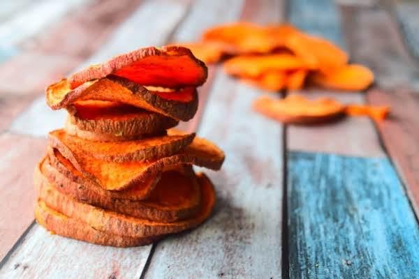 Sweet Potato Crisps Recipe