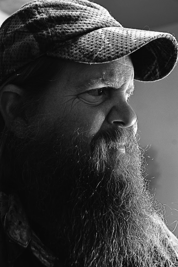 a natural by Jody Jedlicka - People Portraits of Men ( beards, natural, portraits of men, portrait, country )