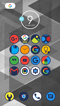 Zorun - Icon Pack APK screenshot thumbnail 3