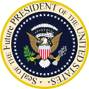 Seal of the future President of the United States of America, Mr. Mathew L. Tyler