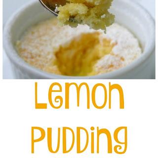 Lemon Pudding Cakes.