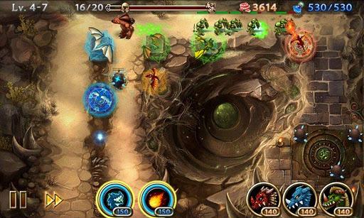 Lair Defense screenshot 2