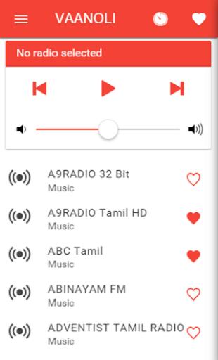 Vaanoli - Tamil Radio FM