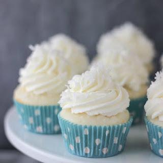 Coconut Cream Pie Cupcakes.