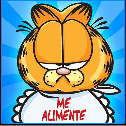 Garfield: Minha Dieta GORDA