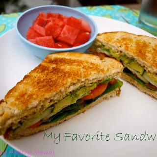 My Favorite Sandwich Recipe