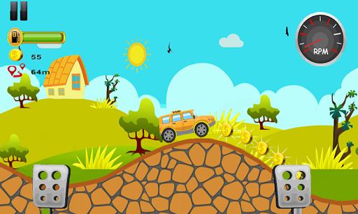 Taxi Hill Climb Rennspiel 1.0 screenshots 8