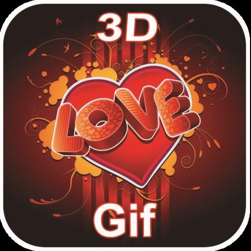娛樂App|3D Love Gif Collection LOGO-3C達人阿輝的APP