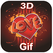 3D Love Gif Collection