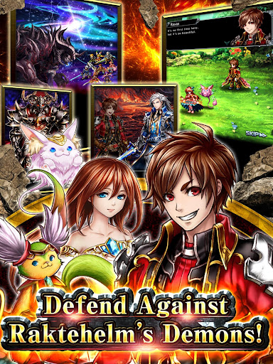 Grand Summoners - Anime Action RPG apkmr screenshots 12