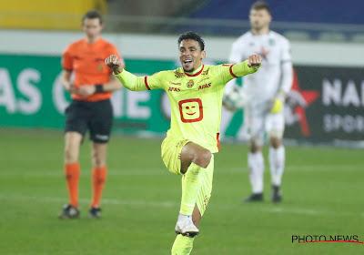 """Igor De Camargo nog een jaartje bij KV Mechelen? """"Ik sluit niets uit"""" en """"Zeker nog drie goals maken dit seizoen"""""""