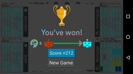 Quadropoly Pro screenshot 7