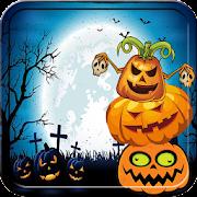 Scary Halloween Drifted