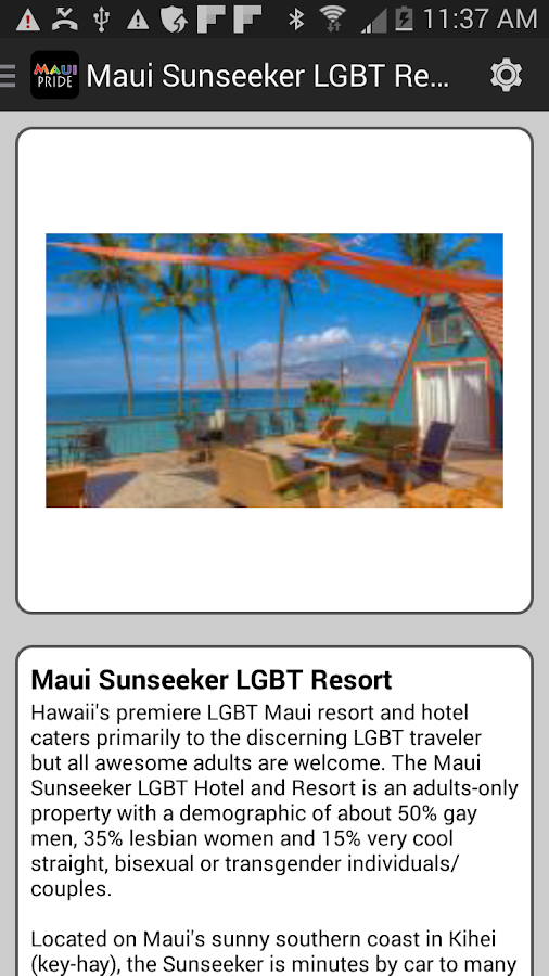 Maui Pride- screenshot