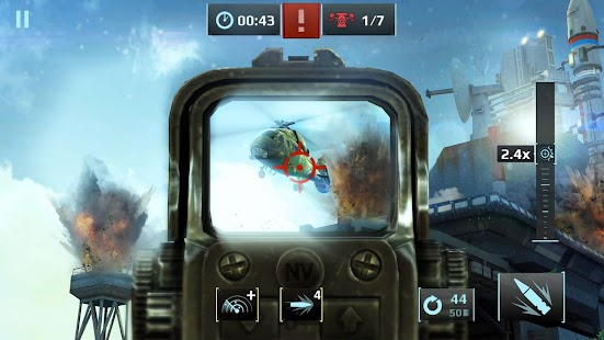 Sniper Fury: best shooter game- screenshot thumbnail