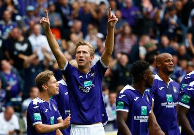 Bonne nouvelle pour Anderlecht : pas de nouveaux cas positifs