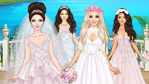 Model Wedding - Girls Games 1.1.4 screenshots 7
