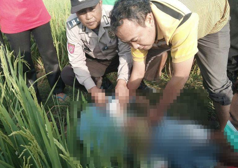 Peristiwa di desa Munggut ngawi