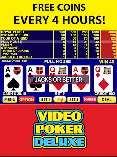 video poker free app