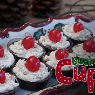 Low Carb Buckeye Cups.