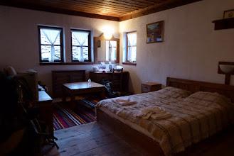 Photo: onze slaapplaats