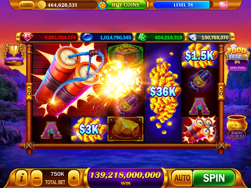 Golden Casino: Free Slot Machines & Casino Games screenshots 13