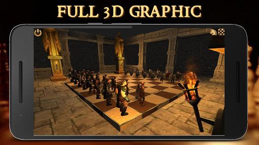 Battle Chess 3D Screenshot