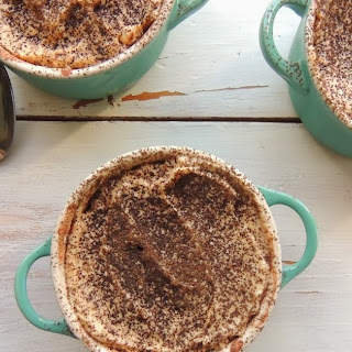 Chocolate Peanut Butter Tiramisu