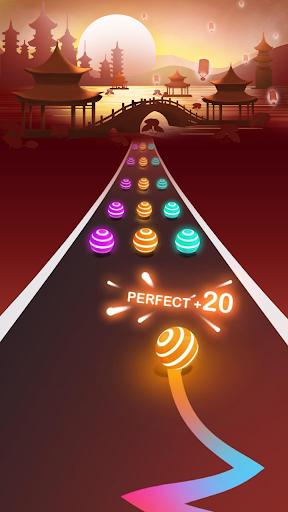 BLINK ROAD : Ball Dance Tiles - Game For BLACKPINK screenshots 6