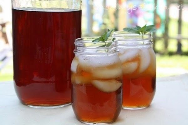 Add Sugar and Stir until completely dissolved.      Add Cool Water. ...