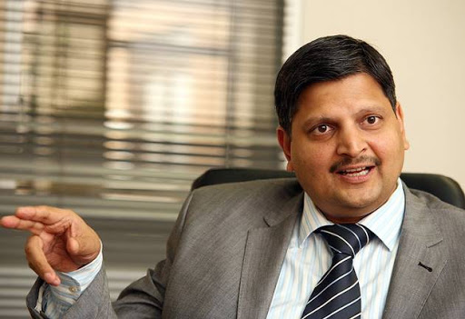Atul Gupta managed to flee the country, escaping the warrants of arrest against him and his brother Rajesh. File photo.