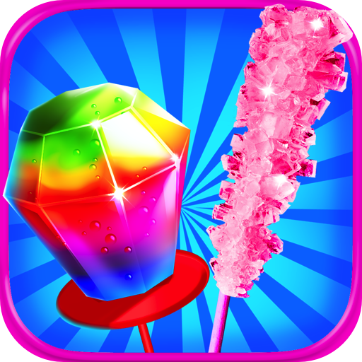 Ring Pop & Rock Candy Maker - Rainbow Cooking Kids