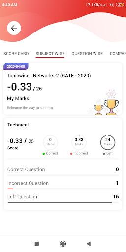 GATE/ESE u2013 2021 Online Test Series screenshots 8