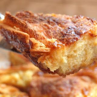 Drunken Caramel French Toast.