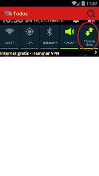 3G-4G internet gratis android