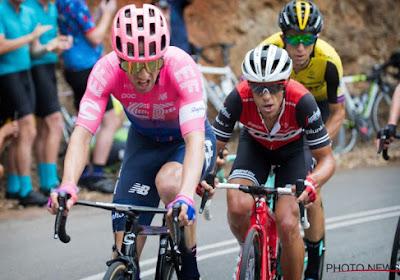 Michael Woods rijdt in deze Ronde van Frankrijk met twee gebroken ribben