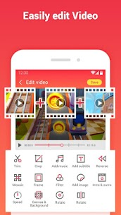 Fenix Recorder – Screen Recorder & Video Editor Apk Download For Android 2