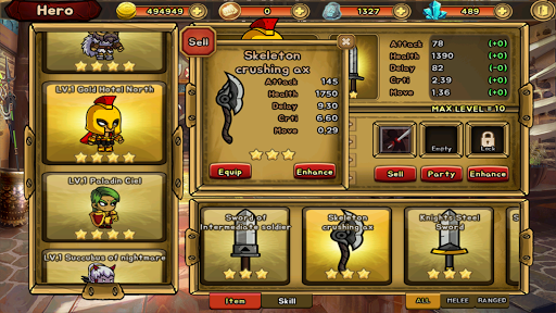 Dragon slayer Vip - i.o Rpg game  screenshots EasyGameCheats.pro 3