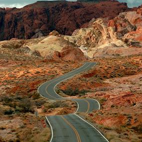 by John Berry - Transportation Roads
