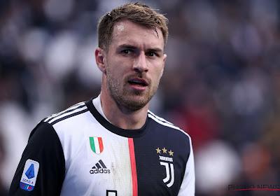 'Juventus moet besparen en biedt ex-Gunner en grootverdiener Aaron Ramsey aan bij... Tottenham'