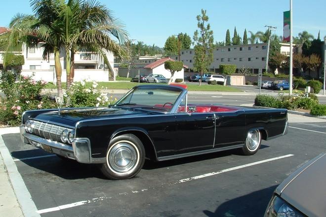 1964 Lincoln Continental Hire CA