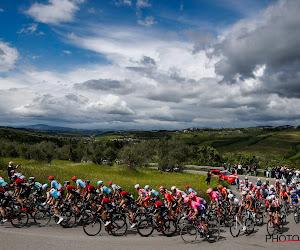 Italiaan uit de Giro gezet na positieve dopingtest