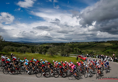 Fransman van Cofidis is de sterkste vluchter en wint de achtste etappe van de Giro, twee landgenoten in de top 10