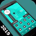 Home Launcher 2019 - Theme icon