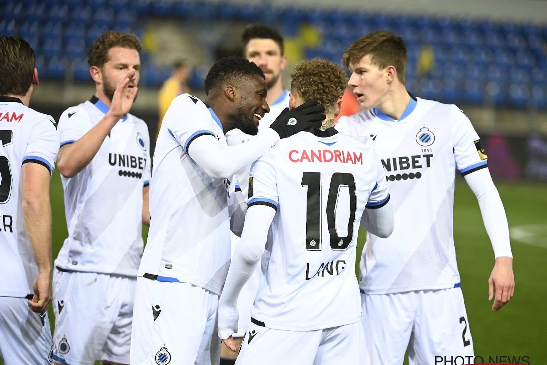 Les playoffs en danger en cas de report de Bruges - OHL - Walfoot.be
