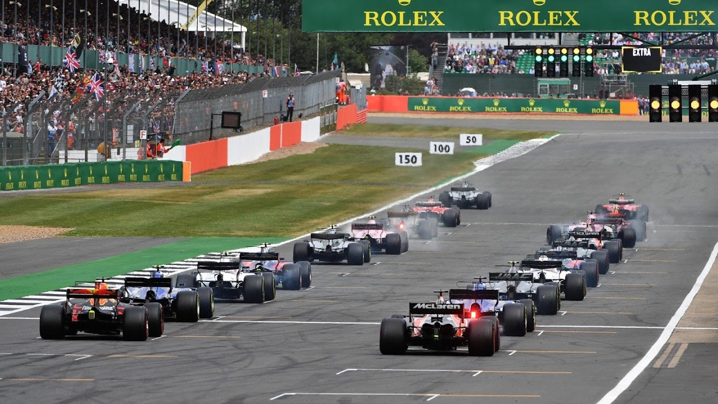 Watch Formula 1: On the Grid live