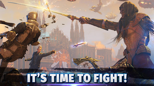Final Fantasy XV: A New Empire apkpoly screenshots 10