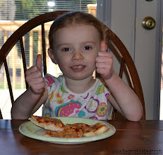 Photo: The recipe received a thumbs up from my daughter. Be sure to visit my blog for the recipes! #MealsTogether
