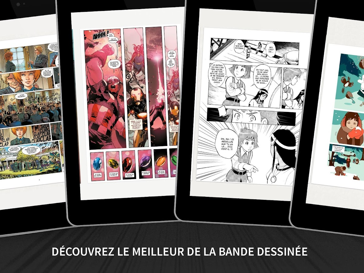 BD Manga Comics ∙ Sequencity × E.Leclerc – Capture d'écran