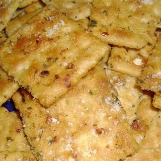 Crack-Tastic Crackers.